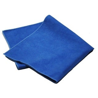Pro-Clean Basics 216-pack Blue 16x16 Microfiber Suede Polishing Cloth