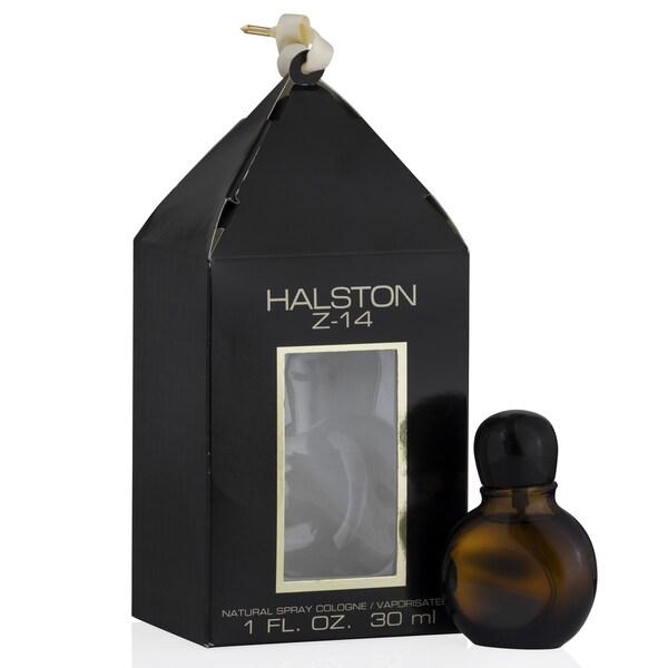 Halston Z-14 Men's 1-ounce Natural Cologne Spray