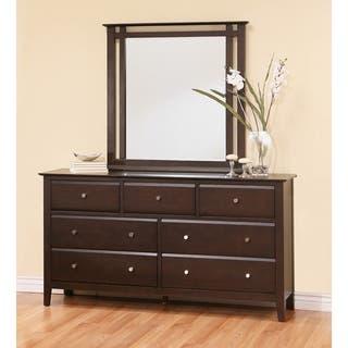 Dresser Mirror, Glass Bedroom Furniture For Less | Overstock.com