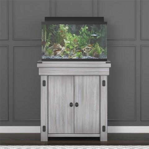 Avenue Greene Woodgate Furniture Stand for 20-gallon Aquarium