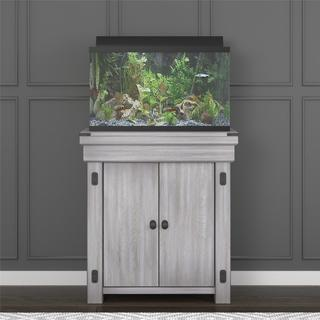 Avenue Greene Woodgate Furniture Stand for 20-gallon Aquarium