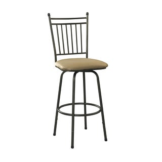 Linon Ana Metal Stools (Set of 3)
