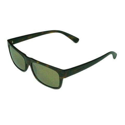Serengeti Fashion Men's Rapallo 8365 Sanded Dark Tortoise w/ Polarized Drivers gold Mirror Lens Sunglasses