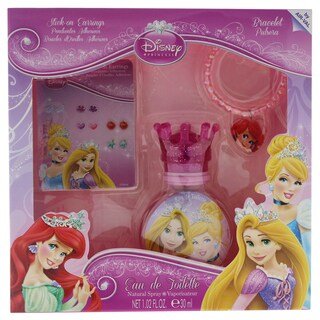 Disney Princess Kid's 3-piece Gift Set