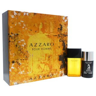 Loris Azzaro Pour Homme Men's 2-piece Gift Set