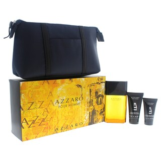 Loris Azzaro Pour Homme Men's 4-piece Gift Set