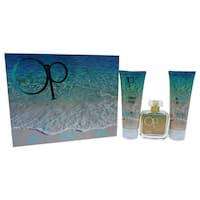 Ocean Pacific Summer Breeze Women's 3-piece Gift Set