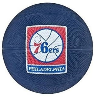 Spalding Mini Basketball - Philadelphia 76ers