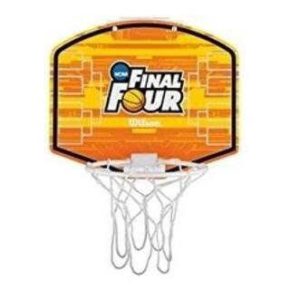 Wilson NCAA Final Four Mini Hoop Set