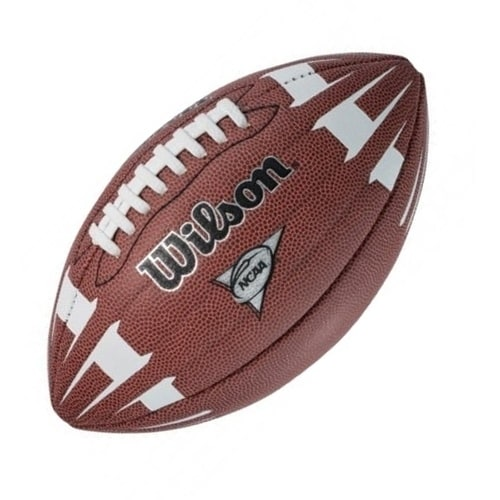 Wilson NCAA Junior Hypegrip Arrow Football