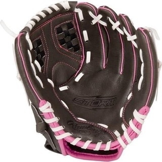 Spalding Youth Mesh Series 10.5 REG Checkmate Youth Baseball Glove - Left Handed Throw