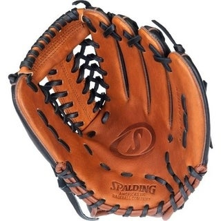 Spalding 12-Inch Fast S Series Modified Trap Web Fielding Glove-Left Hand Throw Glove