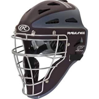 Rawlings Velo Adult Catchers Helmet - Maroon/grey- Adult 7 1/8 - 7 3/4|https://ak1.ostkcdn.com/images/products/18213311/P24355770.jpg?impolicy=medium