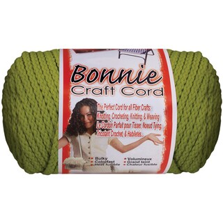 Bonnie Macrame Craft Cord 4mmX100yd