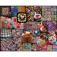 "Jigsaw Puzzle 1000 Pieces 24""X30"""