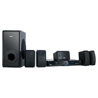 Refurbished RCA 1000 Watts Home Theater System-RTB1100 - Black|https://ak1.ostkcdn.com/images/products/18213443/P24355888.jpg?impolicy=medium