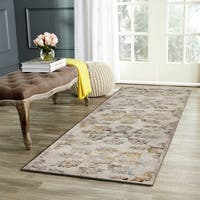 "LR Home Gala Pastoral Wheat Multi Indoor Runner Rug (2'3"" x 8'9"") - 2'3 x 9'"