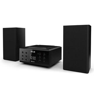 Refurbished RCA CD Mini Shelf Bluetooth System-RS2928B - Black