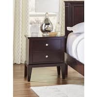 Albany Brown Nightstand