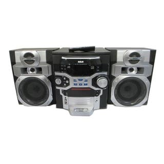 Refurbished Rca 300 Watts 5 Disc Audio System-RS2767IFE - Black|https://ak1.ostkcdn.com/images/products/18213695/P24356123.jpg?impolicy=medium