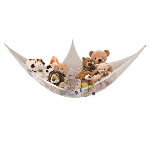 Dreambaby® Jumbo Toy Storage Hammock - White