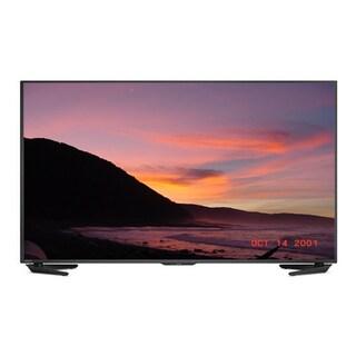 Refurbished Sharp 55 In. 4K Ultra HD Smart LED TV W/WIFI-LC-55UB30U - Black