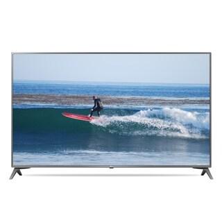 Refurbished LG 55 in 4K SMART UHD HDR LED TV-55UJ6540 - Black