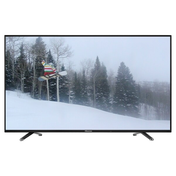 Refurbished Hisense 40 in. 1080P Smart LED TV-40H5B - black