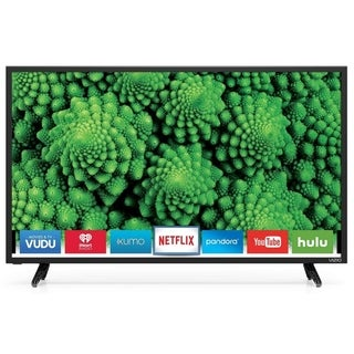 Refurbished Vizio 32 in 1080P SMART LED-D32F-E1 - Black