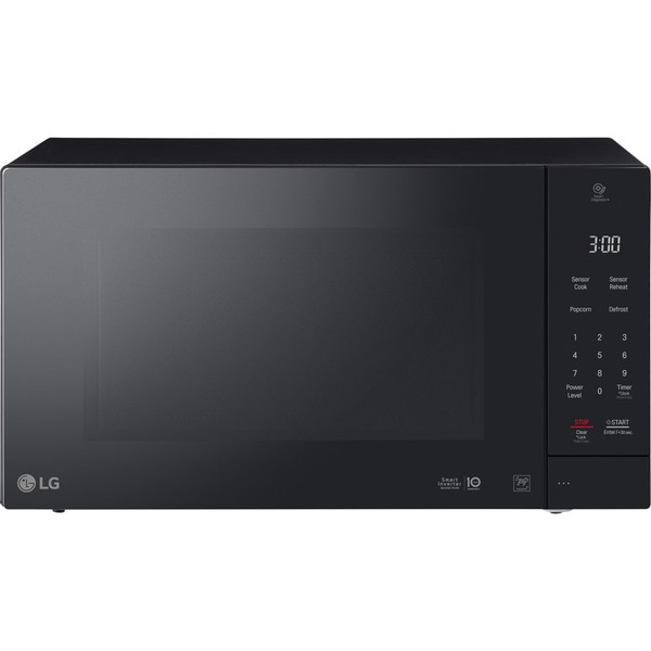 Shop Lg Lmc2075sb Neochef 2 0 Cu Ft Countertop Microwave