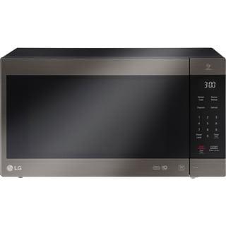 LG LMC2075BD NeoChef 2.0 Cu. Ft. Countertop Microwave in Black Stainless Steel