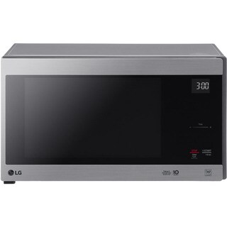 LG LMC1575ST NeoChef 1.5 Cu. Ft. Countertop Microwave in Stainless Steel