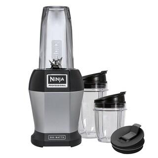 Refurbished Ninja 900 WATTS Blender BLACK/SILVER-BL451