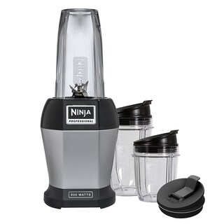 Refurbished Ninja 900 WATTS Blender BLACK/SILVER-BL451