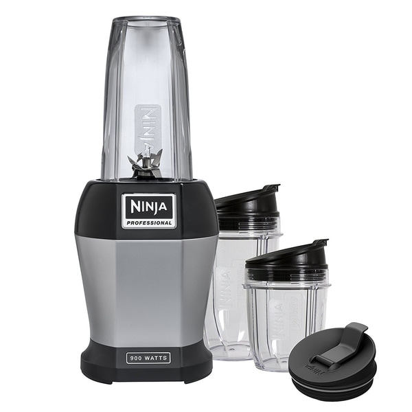 Shop Refurbished Ninja 900 Watts Blender Black Silver