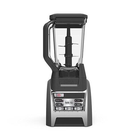 Refurbished Ninja 1200 WATTS Professional Blender BLACK/SILVER-BL688REF