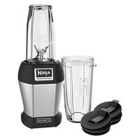 Refurbished Ninja 900 WATTS Blender BLACK/SILVER-BL456
