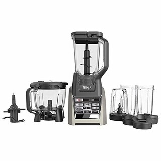 Refurbished Ninja 1500 WATTS Blender BLACK/SILVER-BL687CO