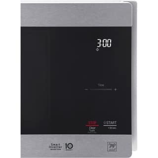 LG LMC0975ST NeoChef 0.9 Cu. Ft. Countertop Microwave in Stainless Steel