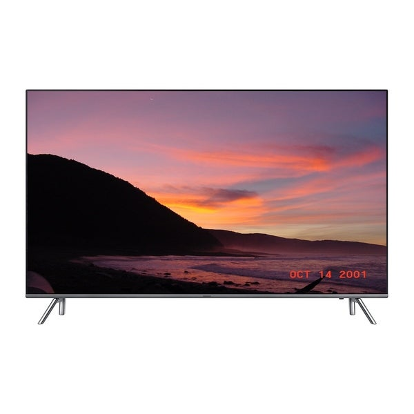 Refurbished Samsung 75 in 4K Premium UHD Smart LED-UN75MU800DFXZA - Black