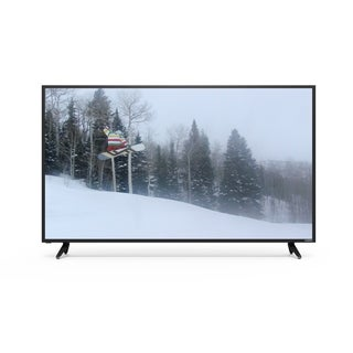 Refurbished Vizio SmartCast 80 in 4K Ultra HD HDR XLED Display-E80-E3 - Black