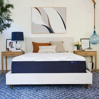 Serta Perfect Sleeper 14-inch Gel Memory Foam California King-size Mattress in a Box
