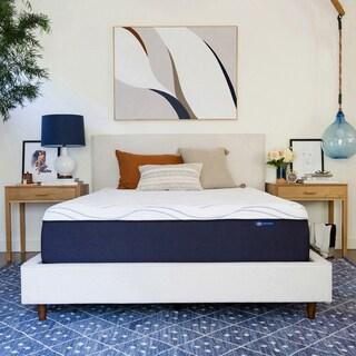 Serta Perfect Sleeper 14-inch Gel Memory Foam King-size Mattress in a Box