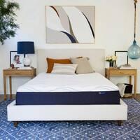 Serta Perfect Sleeper 12-inch Gel Memory Foam King-size Mattress in a Box