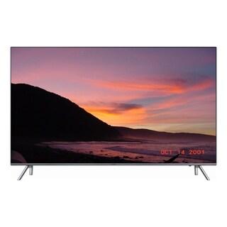 Refurbished Samsung 82 in. 4K HDR Extreme Smart LED HDTV W/ WIFI-UN82MU8000FXZA - Black