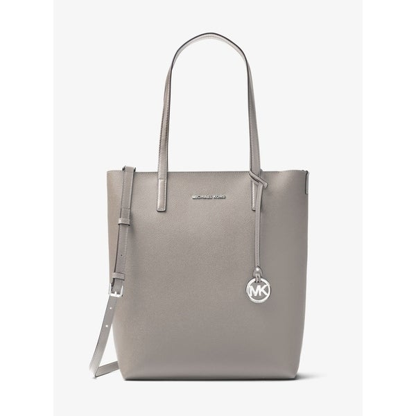 e1446d9e5028d7 ... bag ac921 cf37b switzerland michael michael kors hayley large tote  pearl grey cement 458fc 4d15d ...
