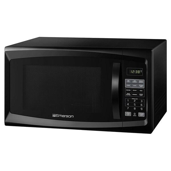 Refurbished Emerson 16 CU FT 1100 WATTS Microwave MW1612B