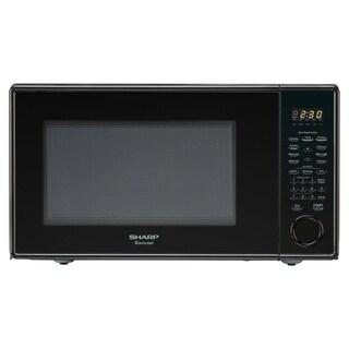 Refurbished Sharp 1.3 CU FT 1000 WATTS Microwave-R-409YKA