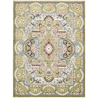 Unique Loom Glasgow Narenj Area Rug - 10' x 13'