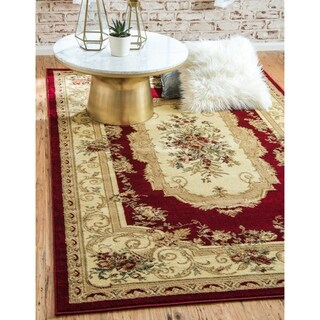 Unique Loom Henry Versailles Area Rug - 10' 6 x 16' 9mm